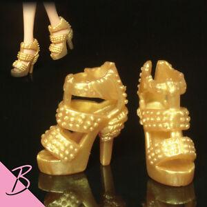Barbie Mattel Accessories new high heels sandals purple boots shoes S700028