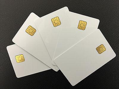 Atmel AT24C02 Blank PVC Card 10pcs High Quality .30 Mil Smart Card