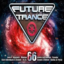 FUTURE TRANCE 66 AUDIO CD BOX SET