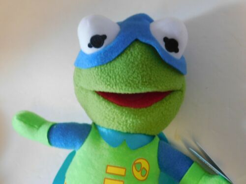 Muppet Babies Plush Kermit Piggy Animal Dr Meanzo Gonzo OR Captain Ice Cube