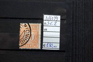 FRANCOBOLLI-ITALIA-REGNO-USATI-N-SC2-A16099