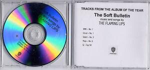 FLAMING-LIPS-Soft-Bulletin-Sampler-1999-UK-3-trk-promo-test-CD