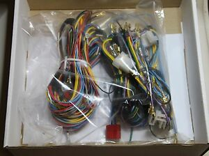 Swell Classic Fiat 500 R Electrical Wiring Kit Wiring Loom Harness Wiring Cloud Staixuggs Outletorg