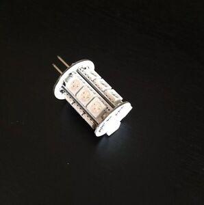 LED-Amber-Colored-Sea-Turtle-Friendly-Light-Bulbs-G4-JC-Pin-3-Watt-Low-Voltage