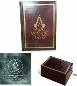 Assassin's Creed Unity Art Book Music Box & Soundtrack (TOY-00071)