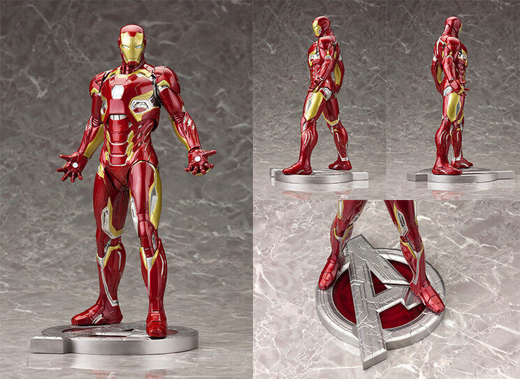 AVENGERS: AGE OF ULTRON - Iron Man Mark 45 Artfx Statue