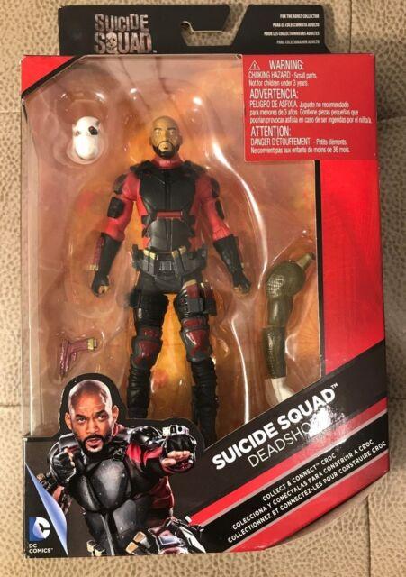 DC Multiverse Suicide Squad Deadshot 6-Inch Action Figure