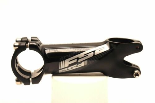 FSA Energy 130 mm Bicycle Stem 31.8 with 6ø Rise Black Anodized Finish