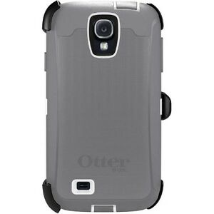 on sale c5578 81886 Details about OtterBox Defender Series Case for Samsung Galaxy S4 Active -  Glacier