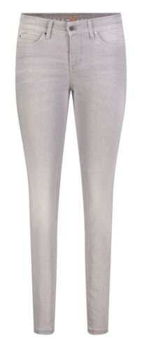 Mac DREAM SKINNY upcoming grey wash Donna Jeans Stretch 5402-90-0355l d353