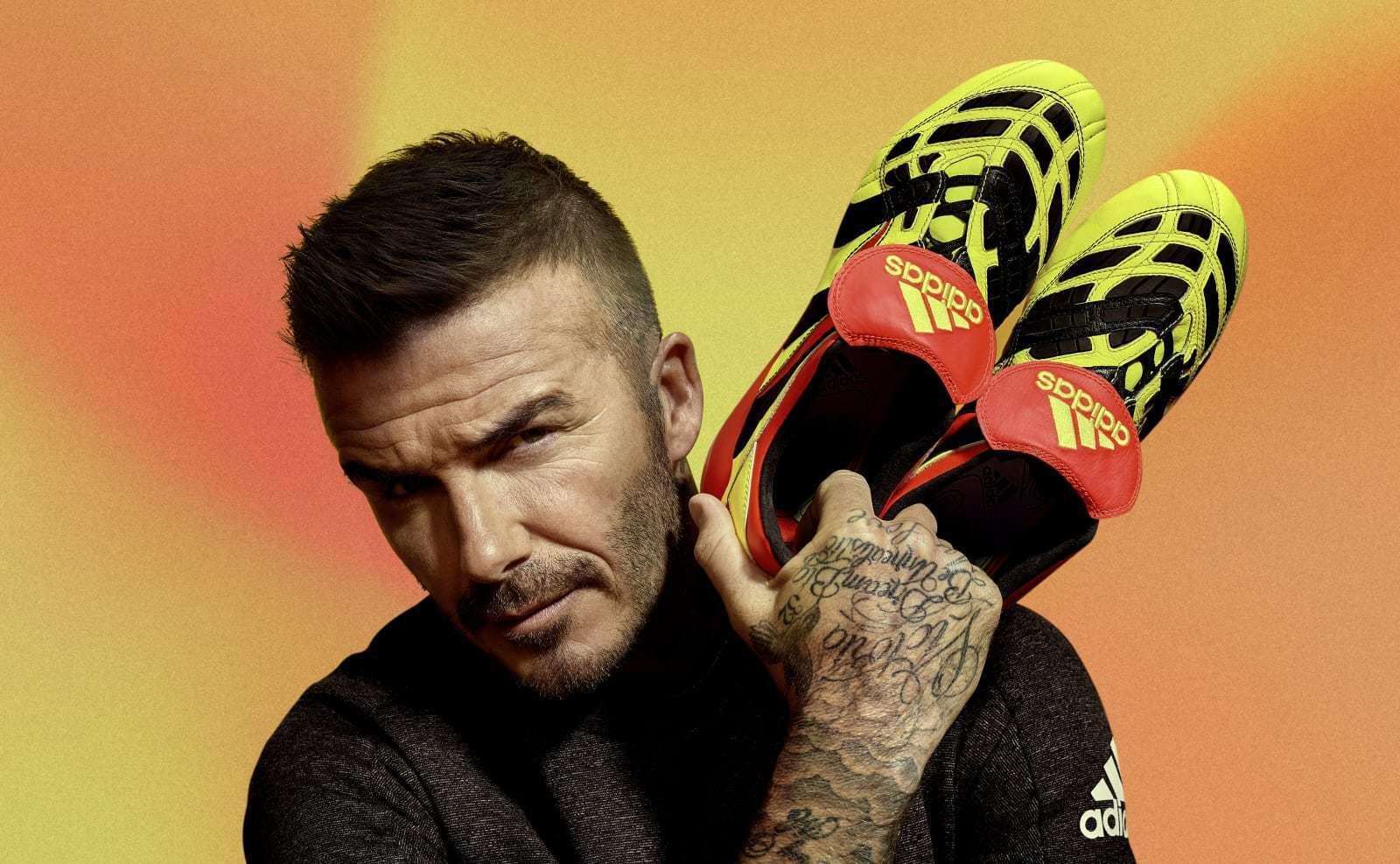 Adidas Prossoator Accelerator FG Cleats Diuominiiones 9 to 13 Beckham Zidane gituttio BB7412