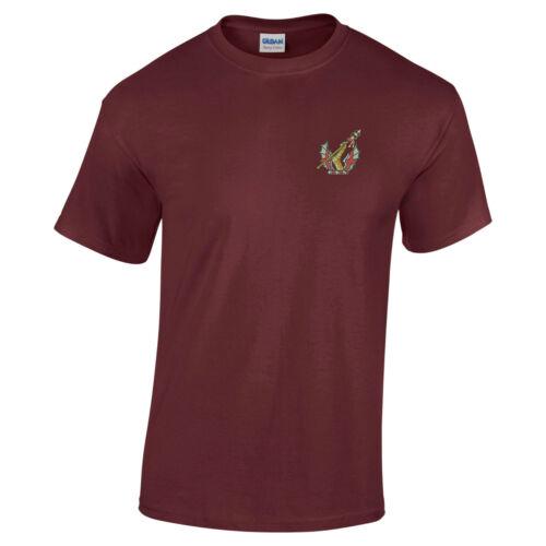 T-shirt compagnie d/'artillerie honorables