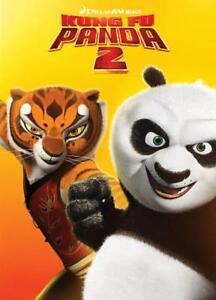 Kung Fu Panda 2 New Dvd 191329060896 Ebay