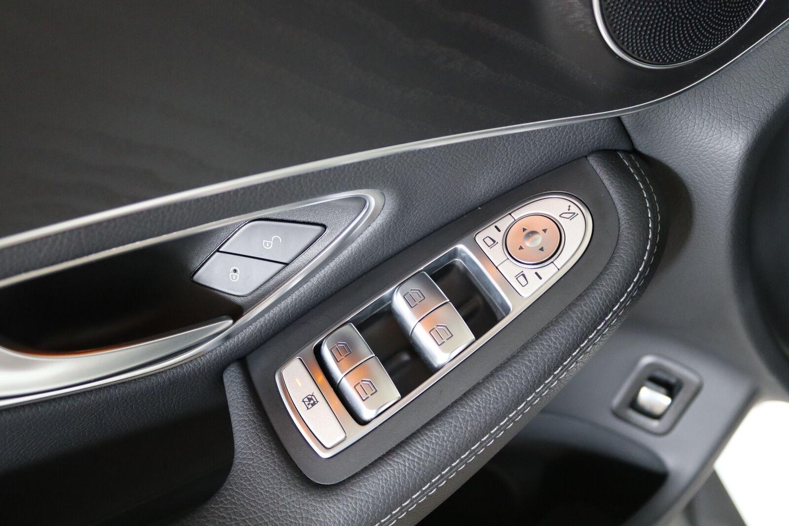 Mercedes GLC350 d 3,0 AMG Line aut. 4Matic - billede 9