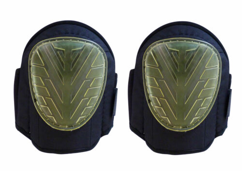 Delta Plus Panoply Zima Gel Strap On Kneepads Knee Pad Protector Anti Slip Shell