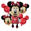 Disney-Mickey-Minnie-Mouse-Birthday-Balloon-Foil-Latex-1st-Birthday-Baby-Shower thumbnail 21