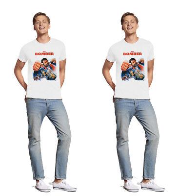 Discreto Bud Spencer Bomber Maglia Maglietta Tshirt T Shirt Locandina Bud Spencer Bomber