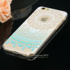New Rubber Soft TPU Silicone Phone Back Case Cover for Apple iPhone 5 6 6s Plus