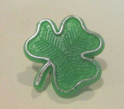 ST Patrick/'s Day Irish Shamrock Green Push Pin Label Hat Pin Lot 16