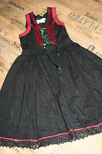 42 N79 traditionnel Dirndl 40 Miederdirndl costume HSSXTnZq