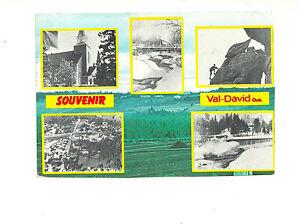 SOUVENIR-VAL-DAVID-QUEBEC-CANADA-POSTCARD
