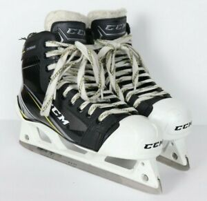 CCM-Tacks-9060-Goalie-Skates-Mens-Sz-9-Ice-Hockey
