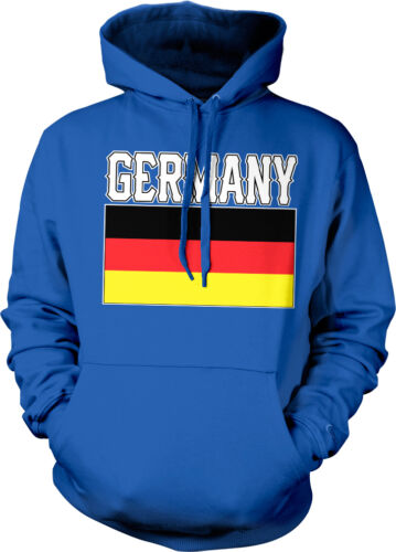 Germany Flag Deutschland Pride Unity Unificiation Day Hoodie Pullover