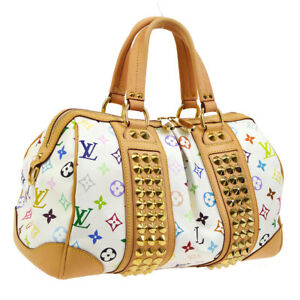 1fdae694dede Image is loading AUTHENTIC-LOUIS-VUITTON-COURTNEY-MM-HAND-BAG-MONOGRAM-