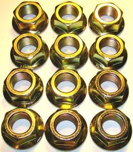 12-Pack-MTD-Blade-Lock-Nut-712-0417-712-0417A-912-0417A-Cub-Cadet-TROY-BILT