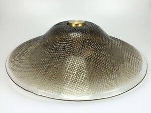 Plafoniere Deckenlampe : 70er jahre xl peill & putzler plafoniere deckenlampe glas space