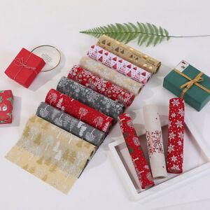 270CM-Christmas-Long-Table-Runner-Cloth-Velvet-Ribbon-Home-Dining-Wedding-Decor