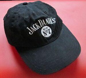83bb1f8f122 Cap Black Jack Daniel s old no.7 One Size Fits All Soft Baseball Hat ...