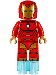 NEW-LEGO-INVINCIBLE-IRON-MAN-FROM-SET-76077-AVENGERS-sh368