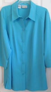 giacca 20w shell Size shirt K Nwt c Blue Pantaloni 3pc Aqua Outfit Studio 7vCwx4