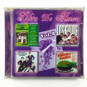 Libro De Amor Los Terricolas Pasteles Verdes Los Galos Angeles Negros Cd 794627202021 Ebay