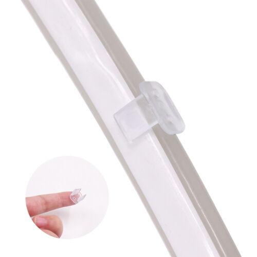12V 2835 SMD Neon LED Strip Streifen Wasserdicht Schlauch Lichtleiste Warmweiß