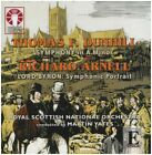Thomas Dunhill & Richard Arnell - Symphony In A Minor/Lord Byron - CDLX7195