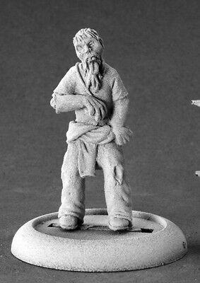 The Walking Dead Male Zombie Walker 30mm Scale Miniatures