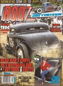 Ol-Skool-Rodz-magazine-81-1957-Ford-1950-Chev-coupe-Shovelhead
