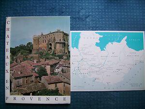 CHATEAU EN PROVENCE - alter Bildband mit Karte - neuwertig - Deutschland - CHATEAU EN PROVENCE - alter Bildband mit Karte - neuwertig - Deutschland