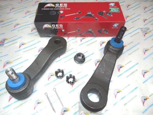 1500 HD Yukon H2 NEW 2 PCS Front Steering Idler /& Pitman Arms K6654 K6535
