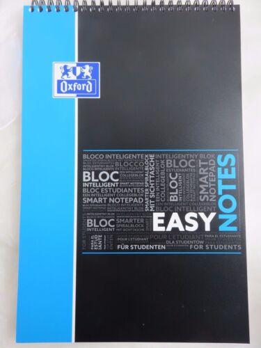Oxford * Student Easy Notes liniert DIN A4 160 Blatt 3020120056586