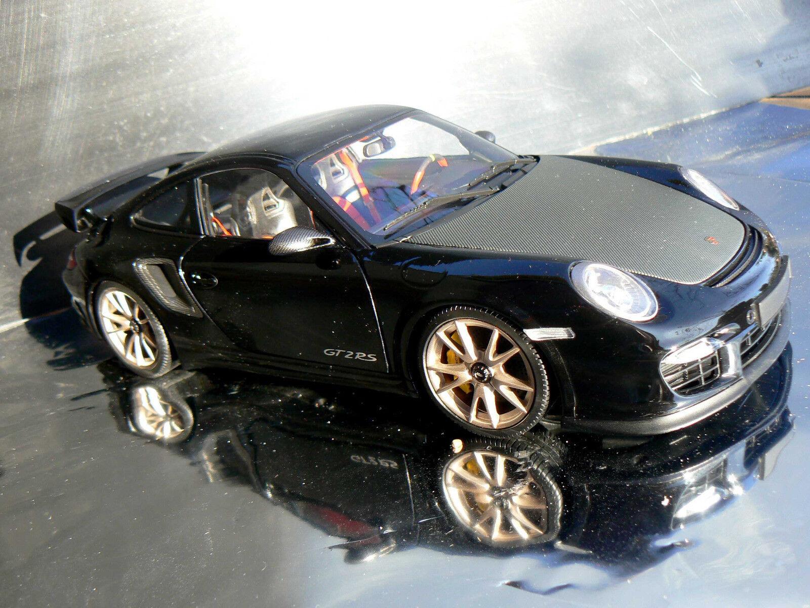 Porsche 911 gt2 rs minichamps 1 18 boxed 504 ex