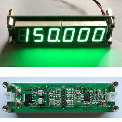 1MHz~1000MHz RF Singal Frequency Counter Tester Meter Digital 6 LED Ham Radio B