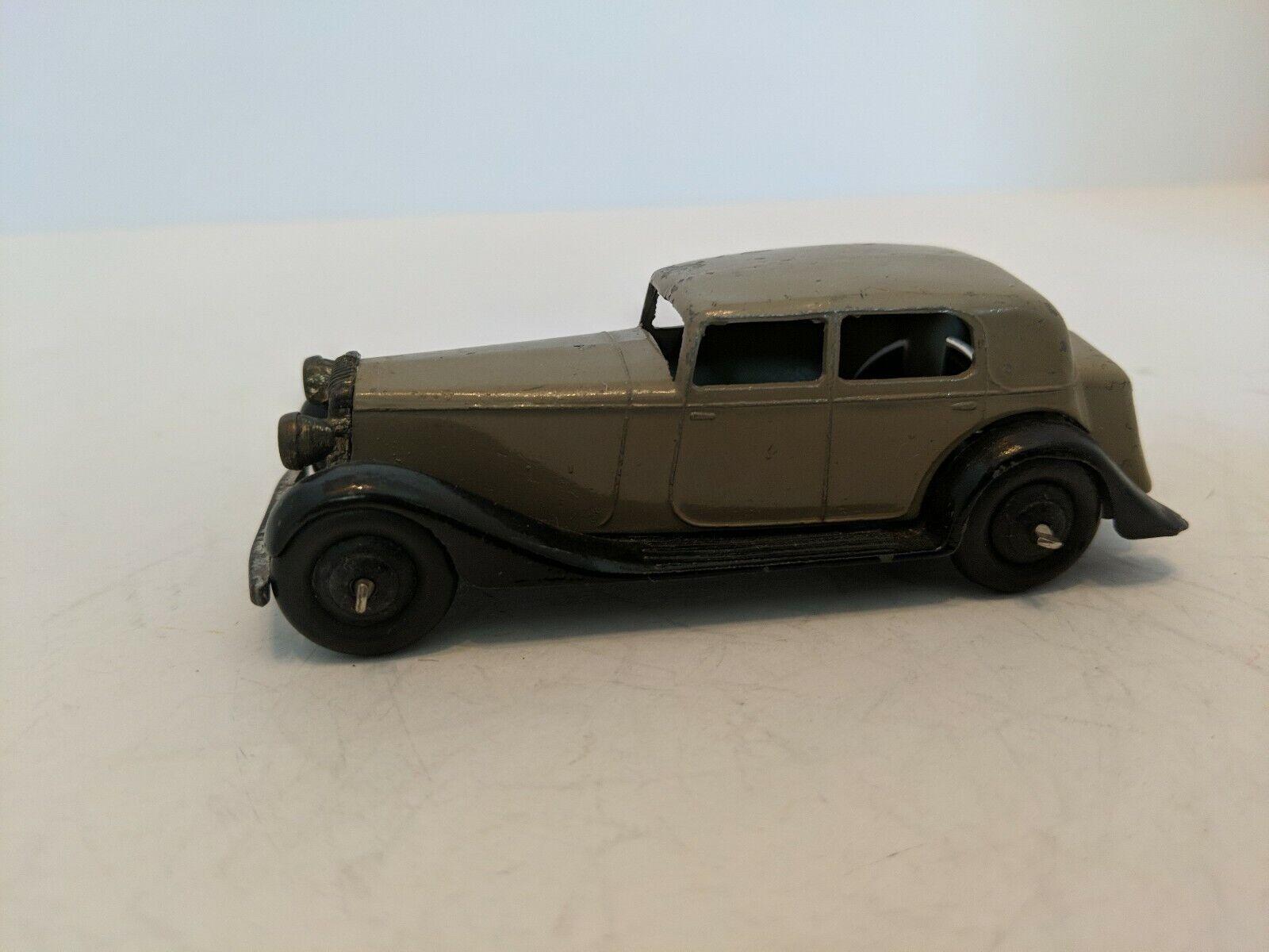 Dinky Toys 30C, Daimler 1946-1950, rare car this nice