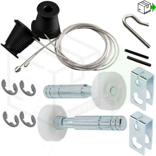 Henderson PREMIER Cones /& Cables Roller Spindles Repair Kit GARAGE DOOR SPARES