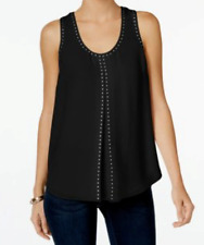 Michael Kors Embellished Pleated Shell Size XS