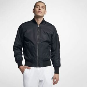 Air Men's Jacket Ebay Nike Woven 886136 Bomber Max 010 gzwHRqxd