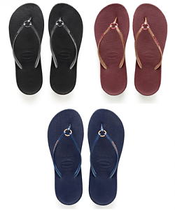 db4a979dff3d Image is loading WOMENS-HAVAIANAS-RING-FLIP-FLOPS