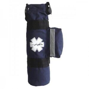 LINE2design-Oxygen-Bag-EMS-Medical-Cylinder-Sleeve-O2-Supplies-Bag-Navy-Blue